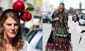 Phong cách thời trang độc lạ của biên tập viên Vogue Nhật