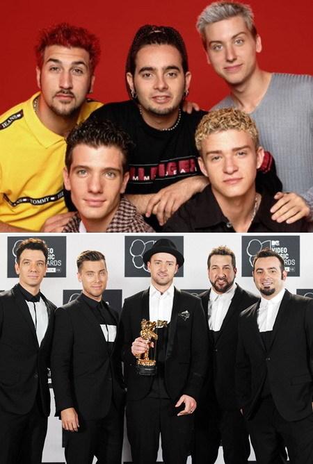 Ngày ấy - bây giờ của những nhóm nhạc đình đám thập niên 1990