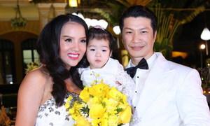 Dustin Nguyễn - Bebe Phạm tổ chức tiệc cưới