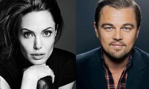 Angelina Jolie, Leo DiCaprio vào 'hội 20 triệu USD' ở Hollywood