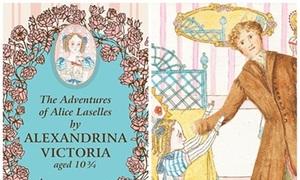 Sách nữ hoàng Victoria viết lúc 10 tuổi được xuất bản