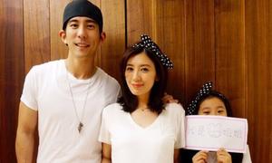 'Triệu Mẫn' Giả Tịnh Văn mang bầu với người tình kém 9 tuổi