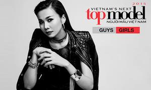 Thanh Hằng trở lại vị trí host của Vietnam's Next Top Model