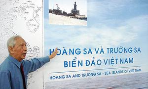 Phim tài liệu khẳng định Hoàng Sa - Trường Sa là của Việt Nam