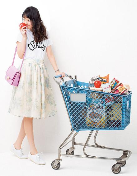 Váy áo ngày hè của 'Mỹ nhân đẹp nhất Nhật Bản'
