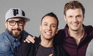 Thành viên Backstreet Boys và 'N Sync đóng phim kinh dị