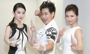 Lưu Diệc Phi tái ngộ bạn diễn 'Thiên Long Bát Bộ'