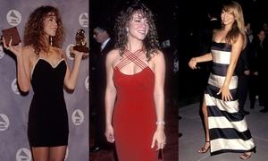 Mariah Carey - bậc thầy phối đồ kéo dài người