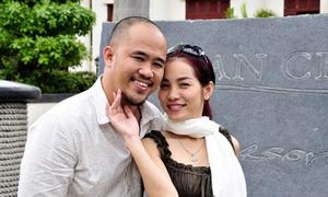 Hoàng Lê Vi: 'Chồng tôi rất kiệm lời chia sẻ với vợ'