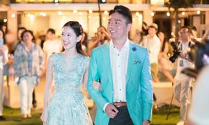 'Em gái trà sữa' Trung Quốc cưới tỷ phú hơn 19 tuổi