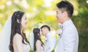 Đám cưới ngọt ngào của 'Em gái trà sữa' và tỷ phú Trung Quốc
