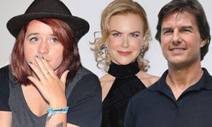 Tom Cruise không dự đám cưới con gái nuôi