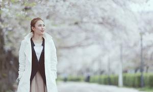 Ca khúc mới của Mỹ Tâm được tác giả Nhật Bản khen ngợi