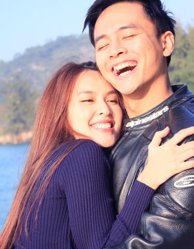 Tú Vi cho biết hôn lễ của họ vào ngày 7/11 tại TP HCM sẽ tổ chức đơn giản, ấm cúng.