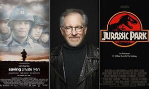 Những bộ phim hay nhất của đạo diễn Steven Spielberg