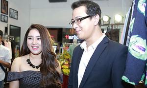 Vợ chồng Bảo Trâm Idol lần đầu xuất hiện sau đám cưới