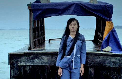Quỳnh Hoa hóa thân vào nhân vật Sáo trong bộ phim đề cập về vấn đề biến đổi khí hậu.