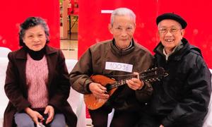 Cụ ông 83 tuổi đi thi Vietnam's Got Talent