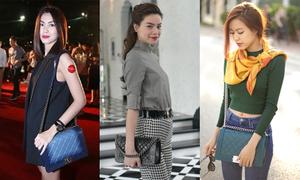 Túi Chanel giá bạc tỷ được làm từ chất liệu gì