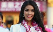 Lan Khuê vào Top 10 bình chọn của khán giả tại Miss World