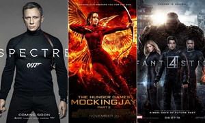 10 bộ phim gây thất vọng năm qua
