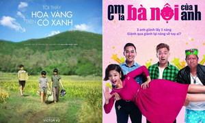 10 phim điện ảnh Việt nổi bật năm 2015