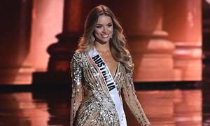 Hoa hậu Australia: 'Máy nhắc lời hiển thị Miss Philippines là Hoa hậu'