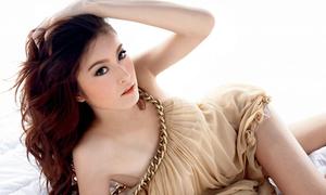 Sao chuyển giới Thái vào top '100 gương mặt đẹp nhất thế giới'