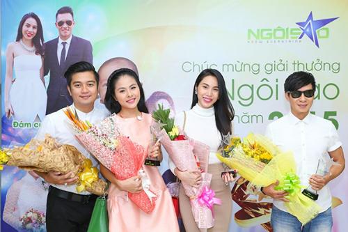 Ở hạng mục Ông bố của năm, ca sĩ Lý Hải đã giành chiến thắng trước các ông bố nổi tiếng khác của showbiz là MC Phan Anh, diễn viên Quyền Linh, ca sĩ Đăng Khôi, diễn viên Bình Minh.