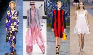9 kiểu trang phục sẽ hot mùa Xuân Hè 2016