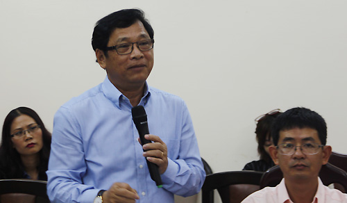 Ông Lê Hoàng