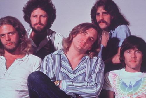 Nhóm nhạc The Eagles.