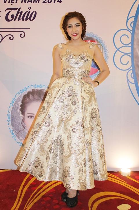 Sau khi đăng quang Hoa hậu Đại dương năm 2014, Đặng Thu Thảo lấn sân lĩnh vực phim truyền hình và