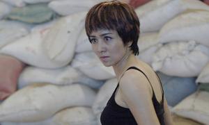 Cô gái vàng Wushu Việt Nam trở lại đóng phim