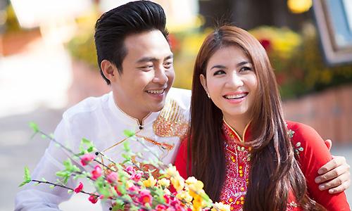 Kha Ly và Thanh Duy là nằm trong số đôi tình nhân gắn bó nhất showbiz Việt.