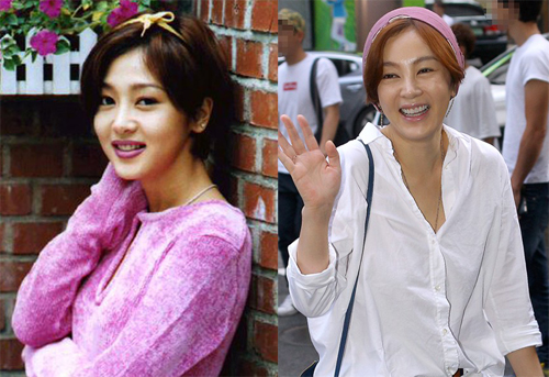 Lee Seung Yeon năm nay sang tuổi 46.