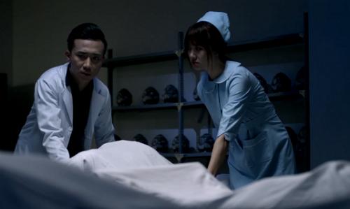 Trấn Thành và Hari trong bộ phim mới nhất cả hai đóng chung.