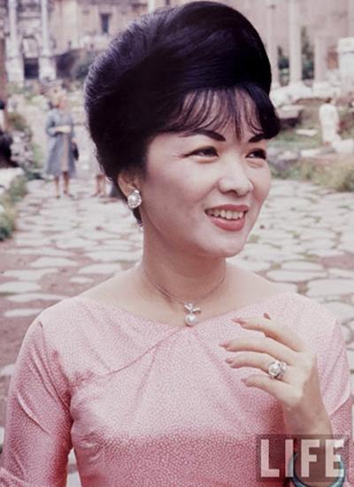 Bà Trần Lệ Xuân.
