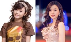 8 năm thay đổi phong cách của Midu