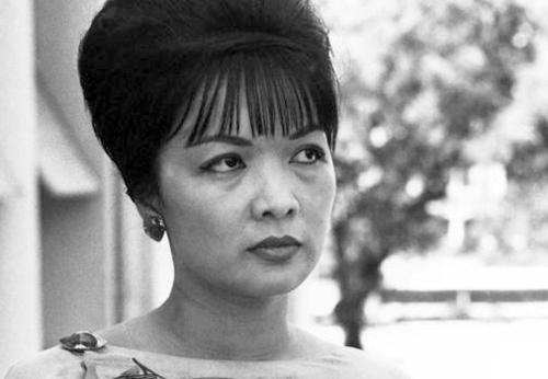Bà Trần Lệ Xuân. Ảnh tư liệu.