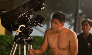 Bình Minh xin phép đạo diễn không nude 100% trong phim mới