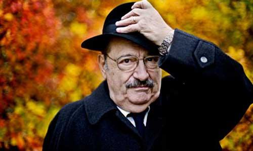 Nhà văn Umberto Eco. Ảnh: