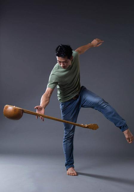Nghệ sĩ múa Ngọc Khải.