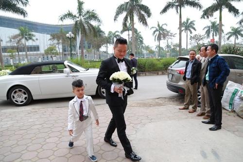 Bản thân chồng Ngô Trà My là một doanh nhân giàu có, gia đình anh cũng có tiềm lực về kinh tế.