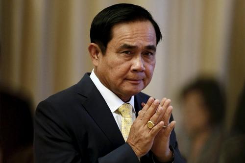Thủ tướng Thái Lan Prayuth Chan-ocha. Ảnh: Reuters.
