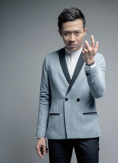 Diễn viên hài Trấn Thành.