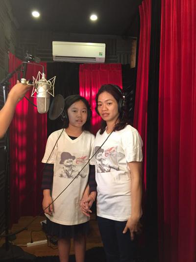 Vợ con Trần Lập hát tưởng nhớ anh trong MV 'Đường đến ngày vinh quang'