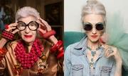 Vẻ đẹp vượt thời gian của những tín đồ thời trang tuổi từ 70-90