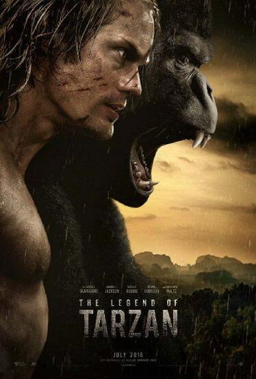 """""""The Legend of Tarzan"""" là một trong những bom tấn của mùa phim hè năm nay."""