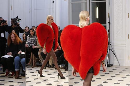 Bộ sưu tập Thu Đông 2016 của Hedi Slimane dành cho Saint Laurent.
